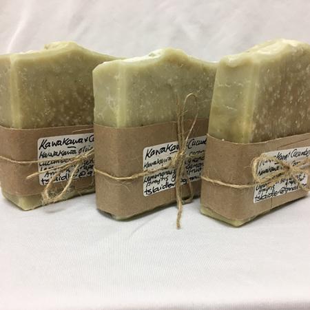 Kawakawa & Cucumber Soap