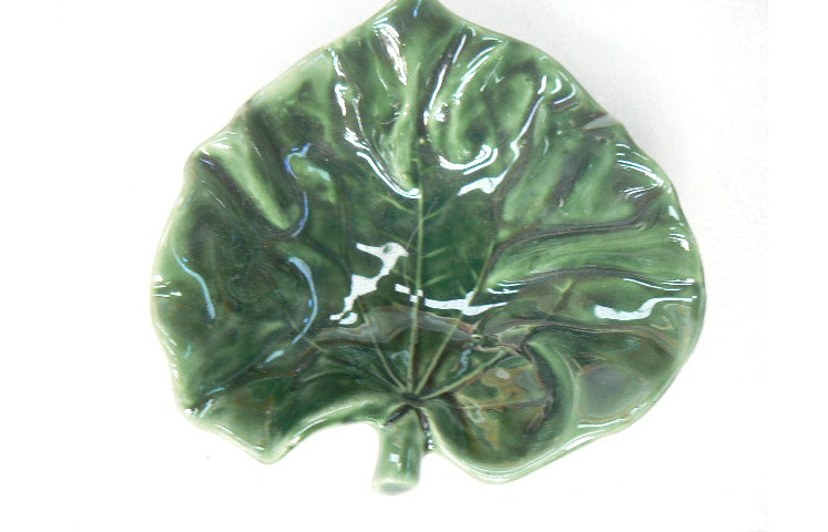Kawakawa dip bowl, NZ collectable , ceramic