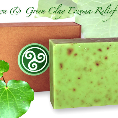 Kawakawa Eczema Relief Soap