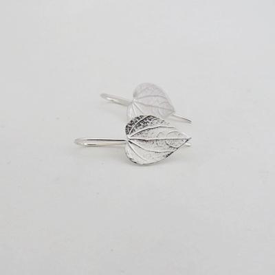 Kawakawa Leaf Earrings