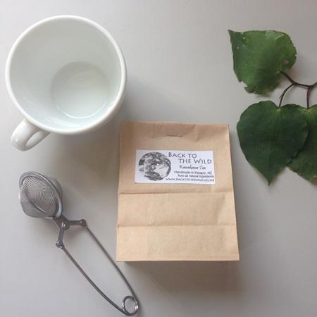 Kawakawa Tea