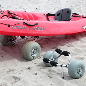 Kayak Cart Mini by WheelEEZ®