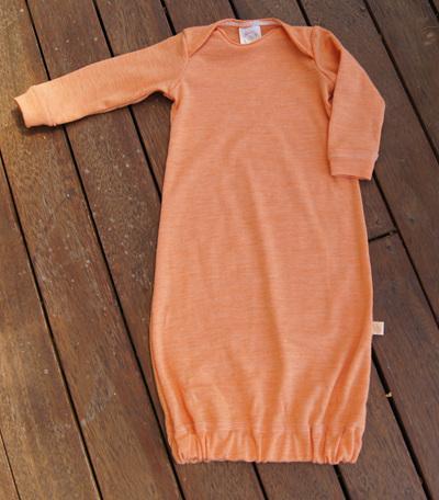 """""""Keegan"""" Sleepsack, 'Sunet' 50/50 NZ Merino/Cotton"""
