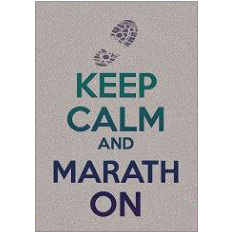 Keep Calm Marathon Fridge Market