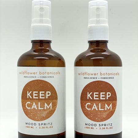 Keep Calm Mood Spritz