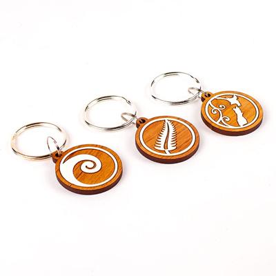 Keeper Key Ring