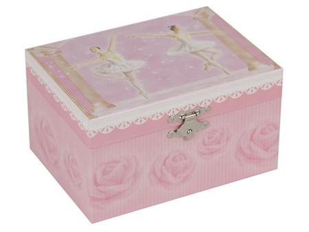 Keepsake Musical Jewellery Box Ballerinas