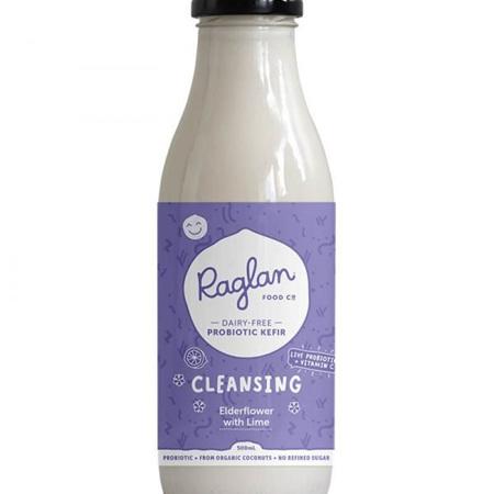 Kefir - Cleansing  - Elderflower with Lime