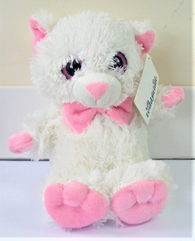 Keisha Cat Soft Toy
