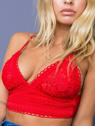 Kelly Top - Red