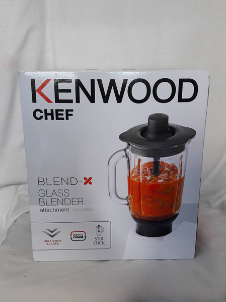 Kenwood Blender Attachment KAH358GL