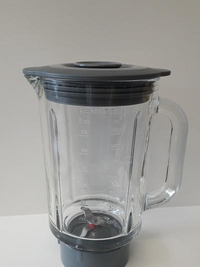 Kenwood Blender Glass Jug Assy BLP615WH