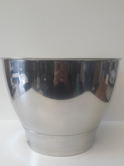 Kenwood Chef Bowl Stainless Steel Part KW716142