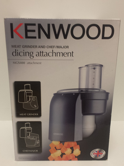 Kenwood CHEF MAJOR DICING ATTACHMENT PART MGX400