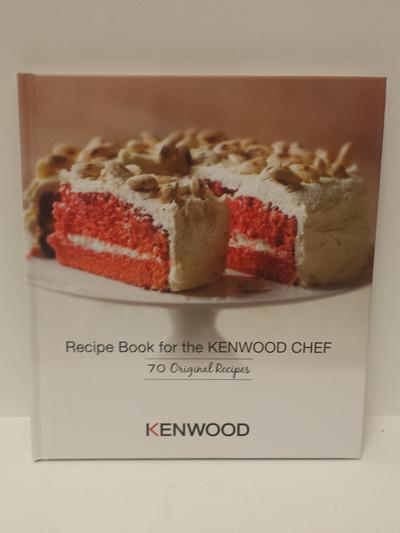 Kenwood CHEF RECIPE BOOK