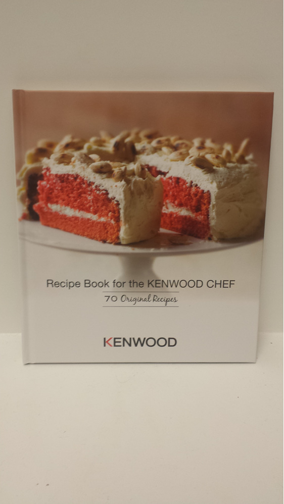 Kenwood chef recipe book lt campbell ltd electrical nz3995 forumfinder Gallery