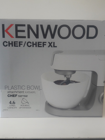 Kenwood Chef XL Plastic Bowl Part KAT540PL