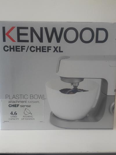 Kenwood Chef XL Plastic Bowl Part KAT540PL