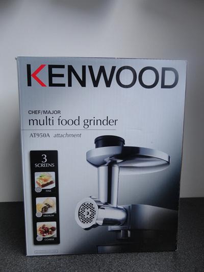 Kenwood Food Mincer Attachement AT950A