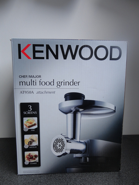 Kenwood Food Mincer Attachement AT950A AND MG450