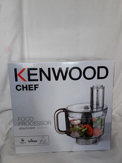 Kenwood Food Processor Attachment KAH647PL