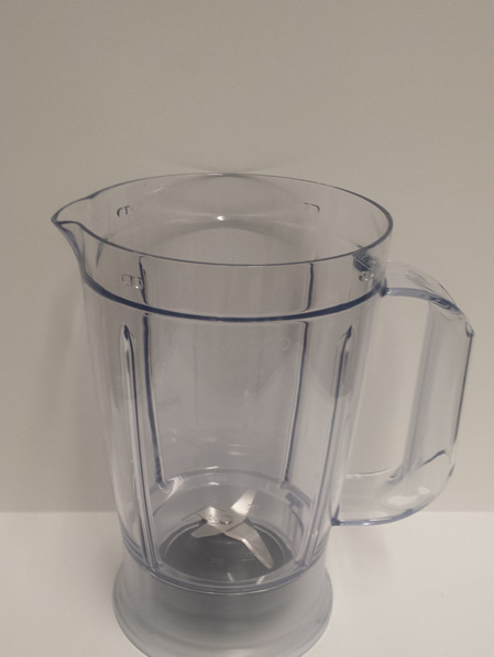 Kenwood FPM250 ACRYLIC GOBLET PART KW714297