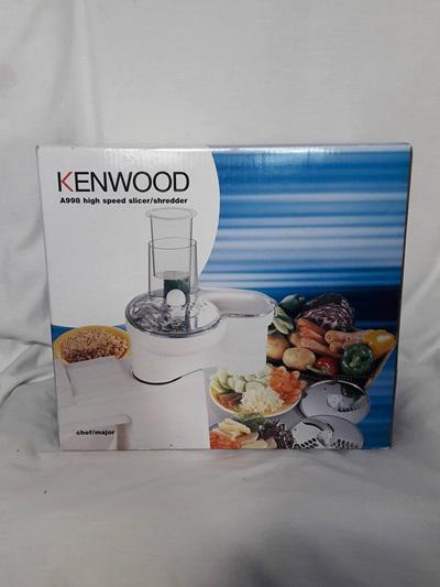 Kenwood High Speed Slicer/Shredder A998