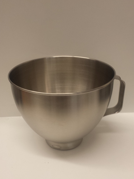 Kenwood KM270  MX321 STAINLESS STEEL BOWL WITH HANDLE PART KW686141