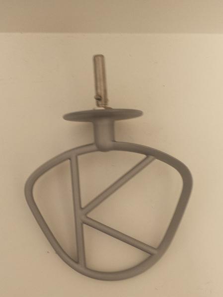 Kenwood KVC3100 ALUMINIUM K BEATER PART KW712214