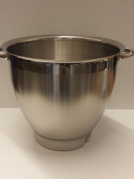 Kenwood KVL6000T CHEF XL BOWL ASSEMBLY STAINLESS STEEL PART AW20011018