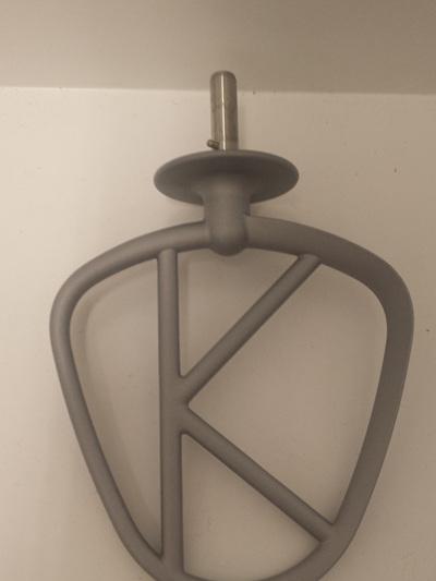 Kenwood KVL6100T ALUMINIUM K BEATER PART KW714148