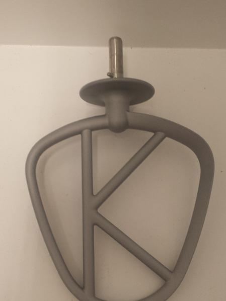 Kenwood KVL6100T KMM770  ALUMINIUM K BEATER PART KW714148