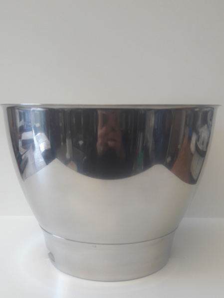 Kenwood Mixer Chef Bowl Stainless Steel Part KW716142