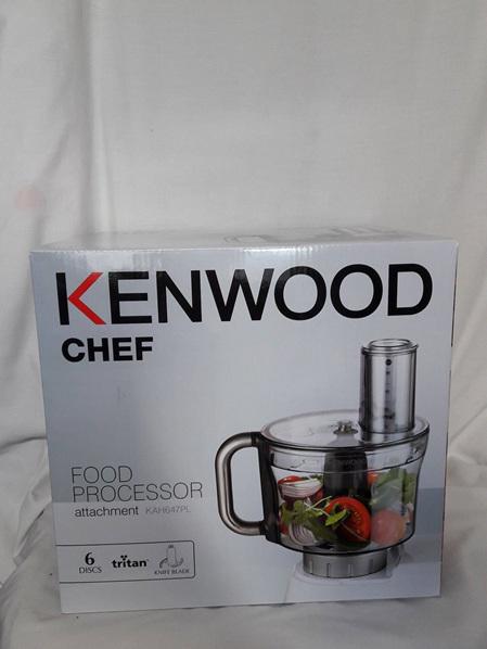 Kenwood Mixer Food Processor Attachment KAH647PL