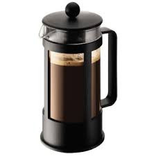 Kenya 3 Cup Coffee Maker Black 350ml