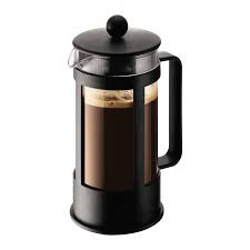 Kenya 8 Cup Coffee Maker Black 1 Litre