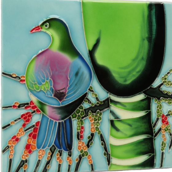Kereru Ceramic tile CT34