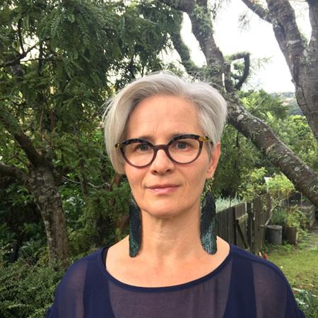 Kereru Earrings - large size