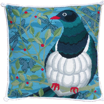 Kereru needlepoint kit
