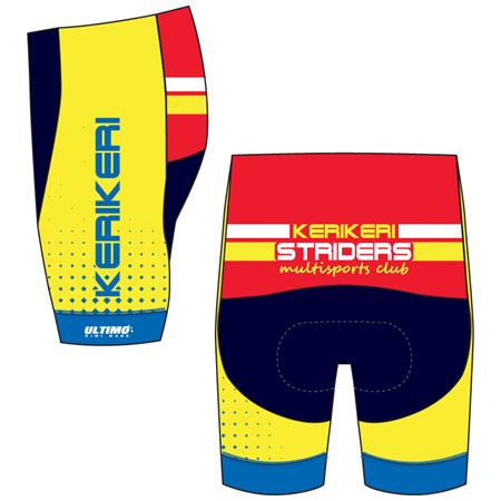 Kerikeri Striders Cycle Shorts