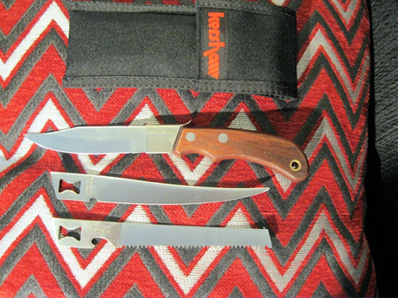 Kershaw Kai 1095  3 Blade Trader (NG453)