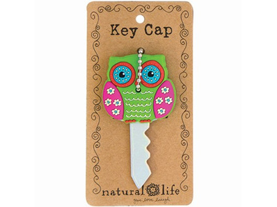 Key Cap-Be Happy Owl