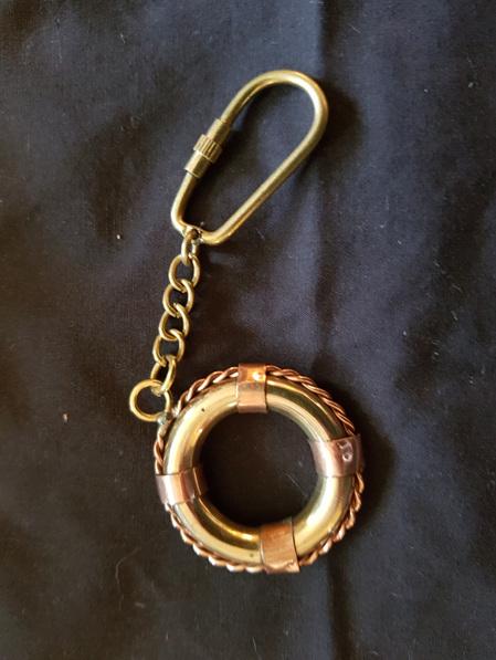 Key Ring 14 - Life Saver Ring