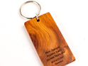 key ring - ancient kauri
