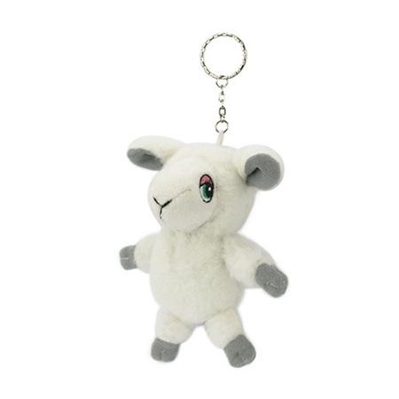 Key Ring Plush Cute Sheep