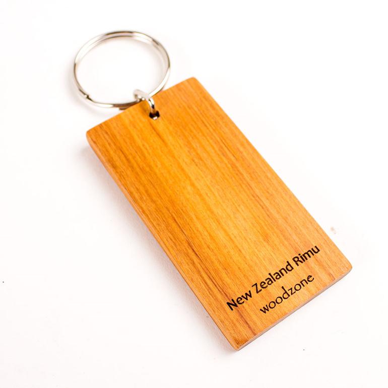 key ring - rimu