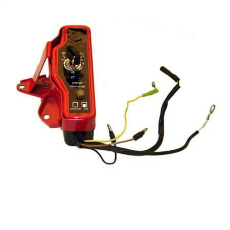 Key Swich Box for 5hp  - 6.5hp petrol engines
