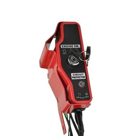 Key Swich Box for 8hp to 16hp petrol engine