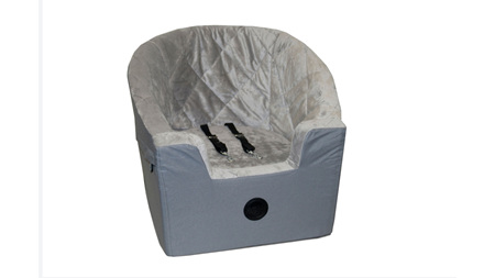K&H Bucket Booster Seat Small - Grey