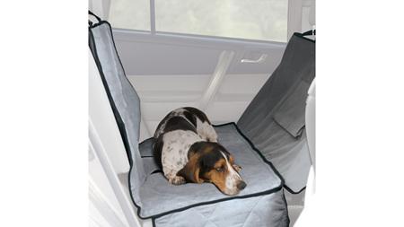 K&H Car Seat Saver Deluxe - Grey